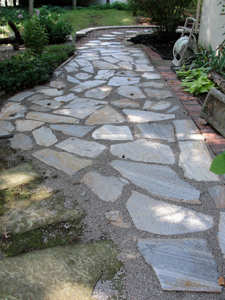 patios walkway stone kansas city missouri