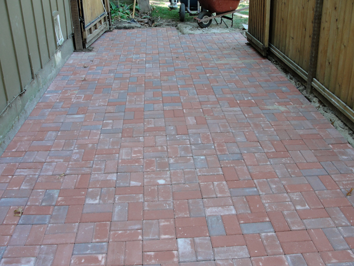 walkway brick kansas city missouri patios