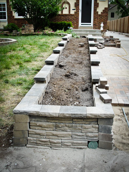 raised beds construction kansas city missouri