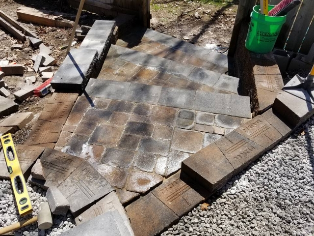 Outdoor Living Hardscape In Kansas City, MO