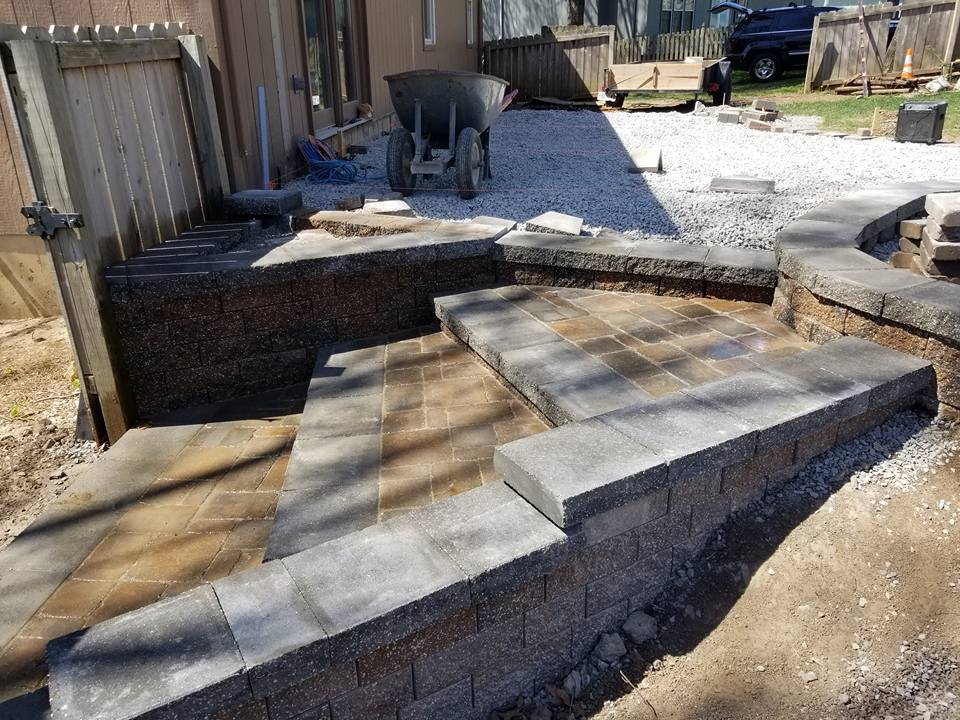 Hardscape Landscaping In Prairie Village, KS